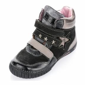 Rudeniniai-pavasariniai batai mergaitėms